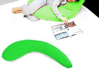 Yeşil Hamile Uyku Yastığı