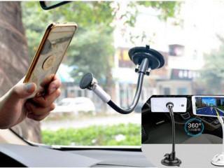 Araç İçi Akrobat Mıknatıslı Telefon Tutacağı 360 Derece
