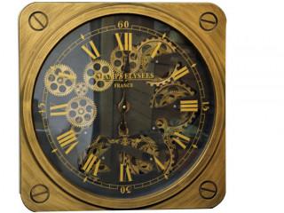 Roma Rakamlı Skeleton Saat