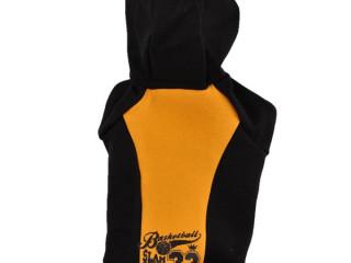 Slum Dunk King Baskılı Basketbolcu Tarzı Köpek Sweatshirt (Xsmall)
