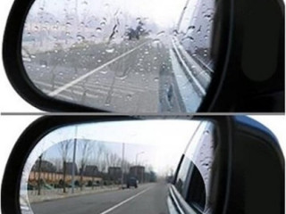 2 Adet Oto Ayna Yağmur Kaydırıcı Film