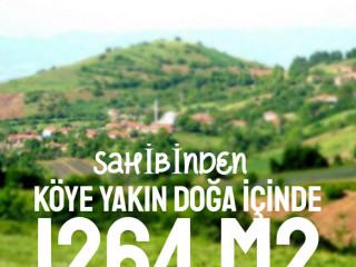 1264M2 KÖYE YAKIN ENFES DOĞA İÇİNDE