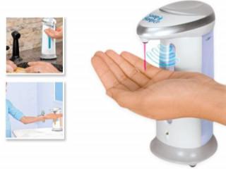 Sensörlü Dezenfektan Sabunluk