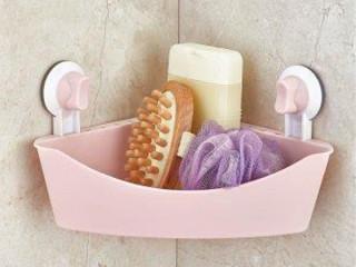 Banyo Köşe Rafı