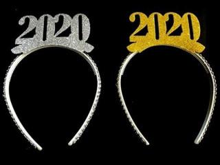 2020 Yılbaşı Tacı (Gold & Gümüş)