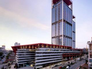Vatandaşlık için uygun, İstanbulun merkezi Maslak'ta 1+1 Residence