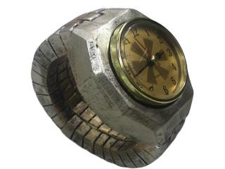 Kol Saati Şeklinde Dekoratif Masa Saati