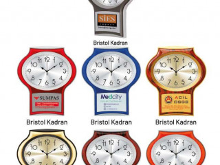 Duvar Saatleri ( 29x33 cm )