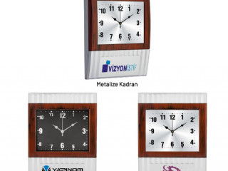 Duvar Saatleri ( 24x32 cm )