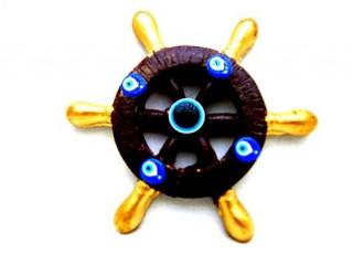 Gemi Dümeni Magnet