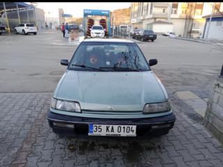 Honda civic tertemiz