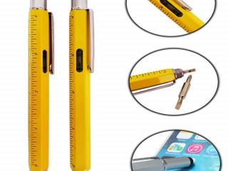 Cetvel Tasarımlı İlginç Tükenmez Kalem