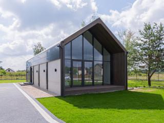 Prefabrik ev özel isteğe özel üretim