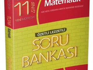 Editör 11.Sınıf Matematik Özetli Lezzetli Soru Bankası