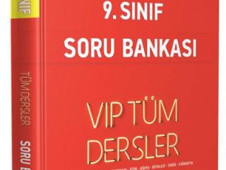 Editör 9. Sınıf Tüm Dersler Soru Bankası