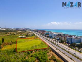 Alanya Okurcalar'da Satılık Otel Ruhsatlı Arsa & Hotel Licensed Land for Sale in Okurcalar Alanya