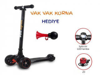 Voit 218C Big Food Scooter New