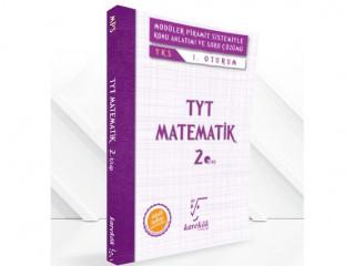 Karekök Tyt (Yks1) Matematik 2.Kitap(1.Oturum)
