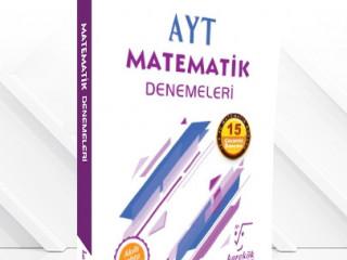Karekök Ayt Matematik Denemeleri Kitabı