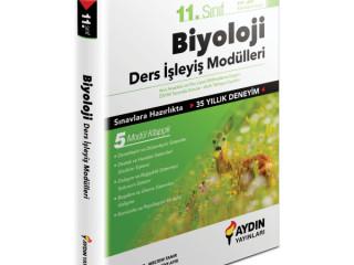Aydın 11. Sınıf Aydın Biyoloji Ders İşleyiş Modülleri