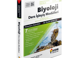 Aydın TYT - AYT Biyoloji Ders İşleyiş Modülleri
