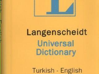 Langenscheidt İngilizce Türkçe - Türkçe İngilizce Cep Sözlüğü