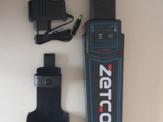 Zetcom E1 Metal El Dedektörü