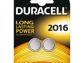 Duracell Cr-2016 3V Lityum Pil 2 Li