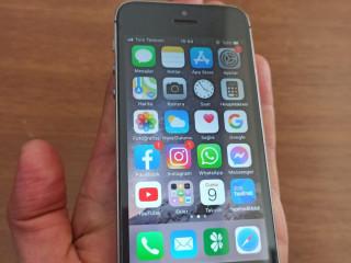 ı phone 5s.  Temiz kullanılmış.