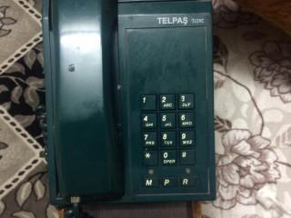 kablolu telefon. Telpaş marka