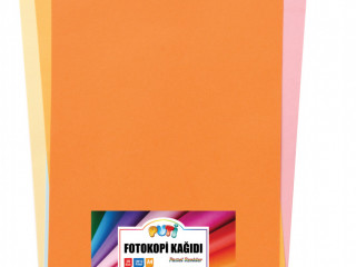 Puti Renkli Fotokopi Kağıdı 100 Lü