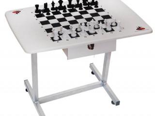Panda Satranç Masası Komple 60X80