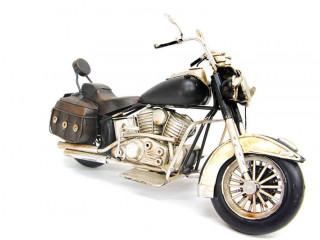El Yapımı Motosiklet Maketi