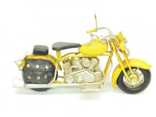 El Yapımı Metal Maket Motosiklet