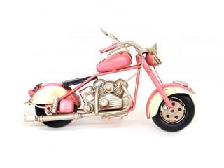 El Yapımı Metal Motosiklet