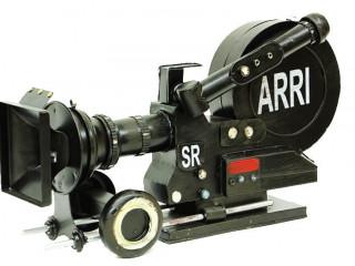 Dekoratif Metal Vintage Kamera