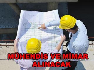 MİMAR ARANIYOR