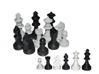 Plastik Satranç Piyonu Turnuva Boy