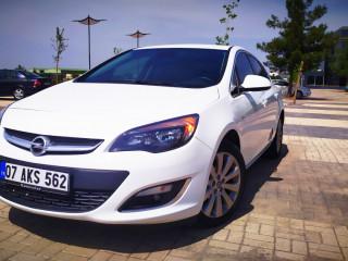 2019 Opel Astra j sport 1.4 Turbo 140hp