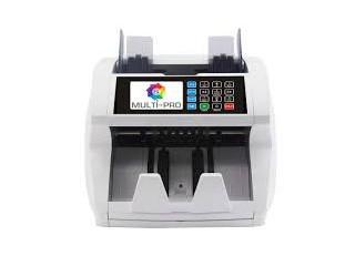 Para Sayma Makinesi Çift CIS'lı Otomatik Ülke Karışık Sayım (3 Ülke Aynı Anda) SC 6100