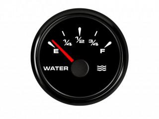 Tatlı Su Tank ve Depo Seviye Göstergesi - İbreli - 8 Renk Aydınlatma Seçeneği