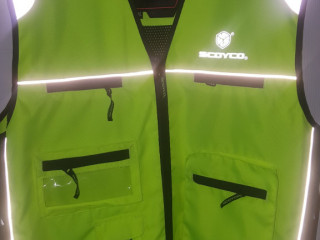 Scoyco Mb-065 Rekleftörlü Yelek - XXL