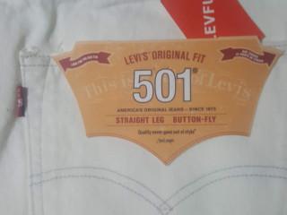 Levi's 501 00501-1548 40W34L