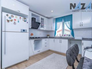 Alanya Bektaş Mahallesi'nde Satılık 3+1 Eşyalı Villa & 3 + 1 Furnished Villa for Sale in Bektaş
