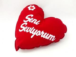 Kalpli Yastık 36 cm