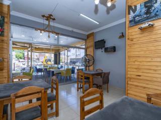 Alanya Cikcilli'de Devren Kiralık İşyeri | Workplace/Cafe on Lease for Rent in Cikcilli Alanya