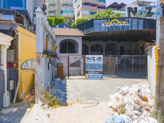 Alanya İskelesinde Kiralık Mekan | Rental Place/Workplace at Alanya Pier