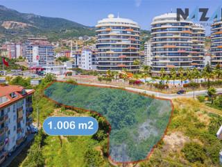 Alanya Cikcilli'de Satılık İmarlı Arsa | Zone Land for Sale in Cikcilli Alanya