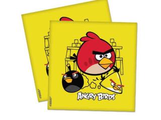 16 Adet Peçete Angry Birds