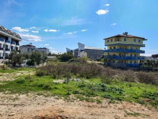 Alanya Türkler'de Denize Yakın Satılık İmarlı Arsa | Zoned Land For Sale Near the Sea in Alanya Türkler